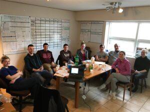 ERFA møde for engelsktalende farestaldspersonale